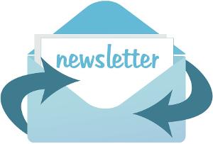 Inschrijven nieuwsbrief De Droomvogels website link naar nieuwsbrieven en inschrijfformulier